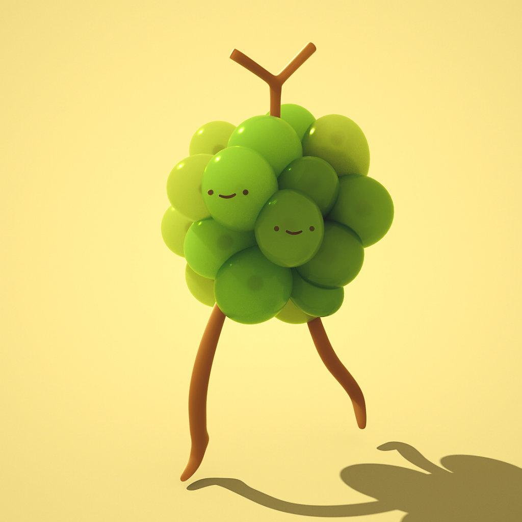 Grapey