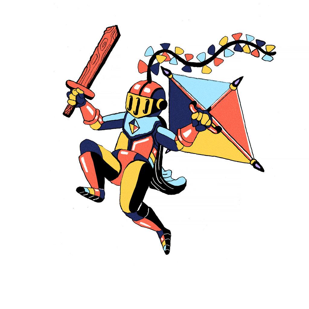 Kite Knight
