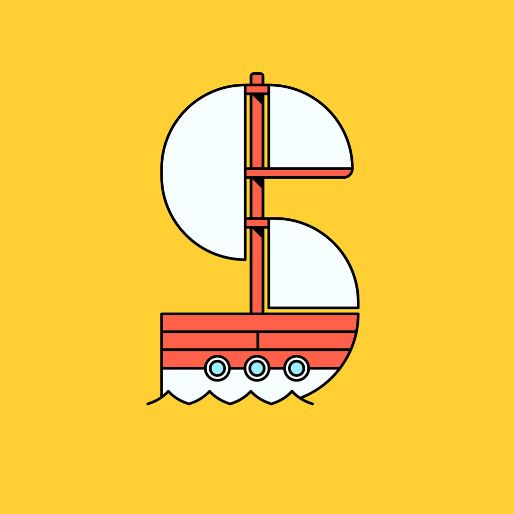 S for Sailboar